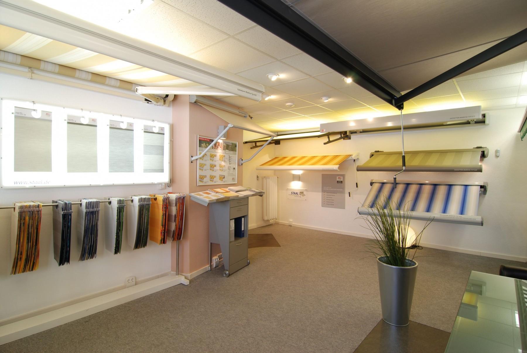 Ausstellung Und Hauptbetrieb Kiel Staal Rollladen Und