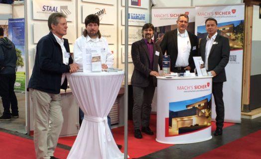 STAAL Und Mach's Sicher Informierten In Der Sparkassen-Arena Kiel
