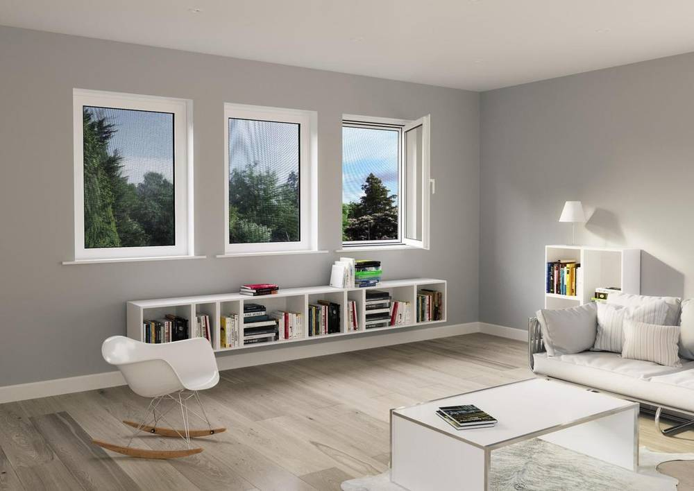 Insektenschutz für den Fensterrahmen - Staal Rollladen- und Sonnenschutz in Kiel und Plön