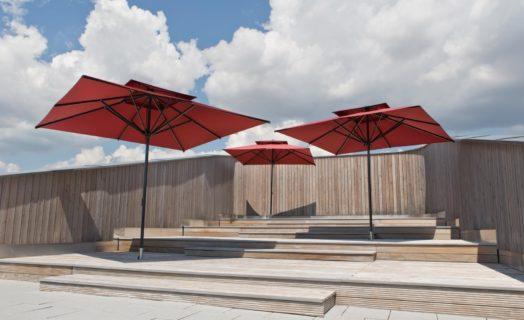 Hochwertige Sonnenschirme Für Garten, Terrasse Und Pool