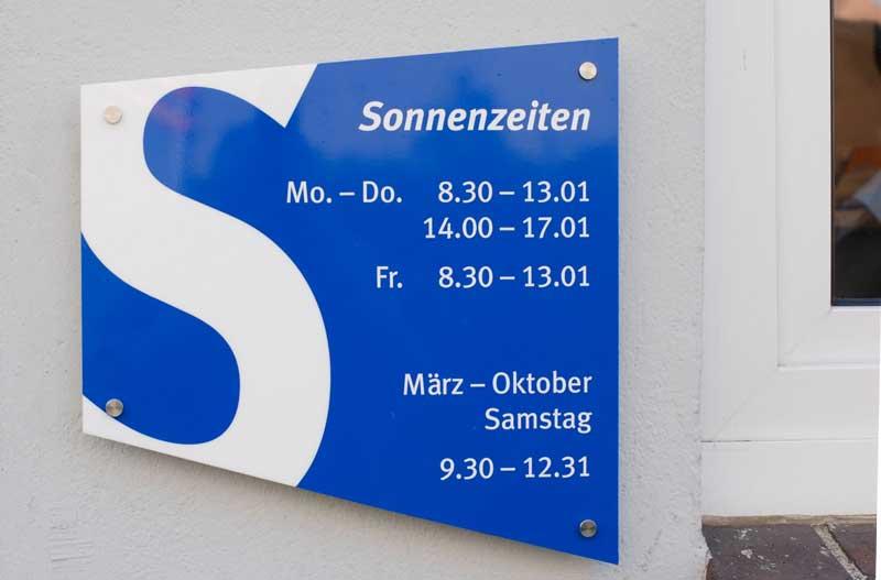 Öffnungszeiten Ausstellung Kiel